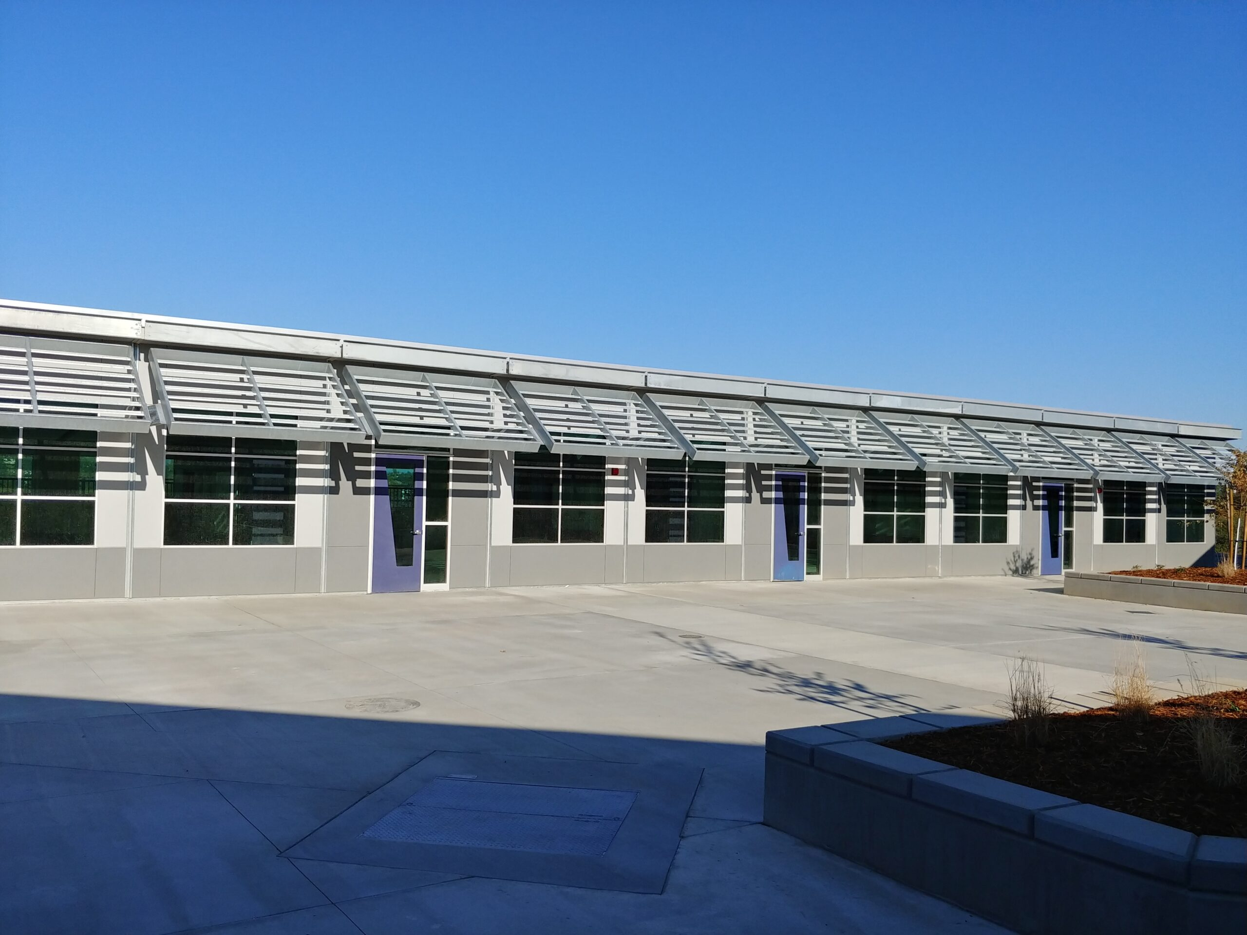 Shasta High School Gen 7 STEM Buildings and Site Improvements