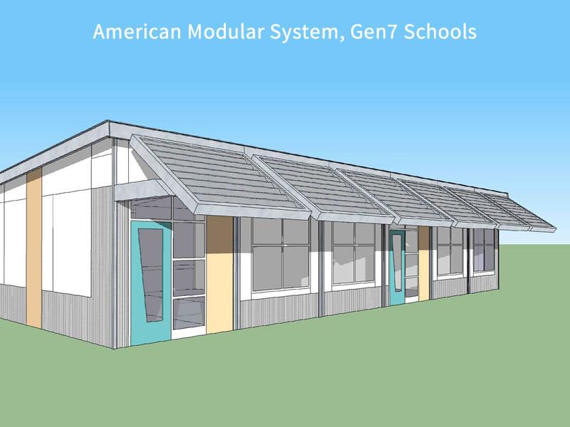 Enterprise High School Gen 7 STEM Buildings and Site Improvements