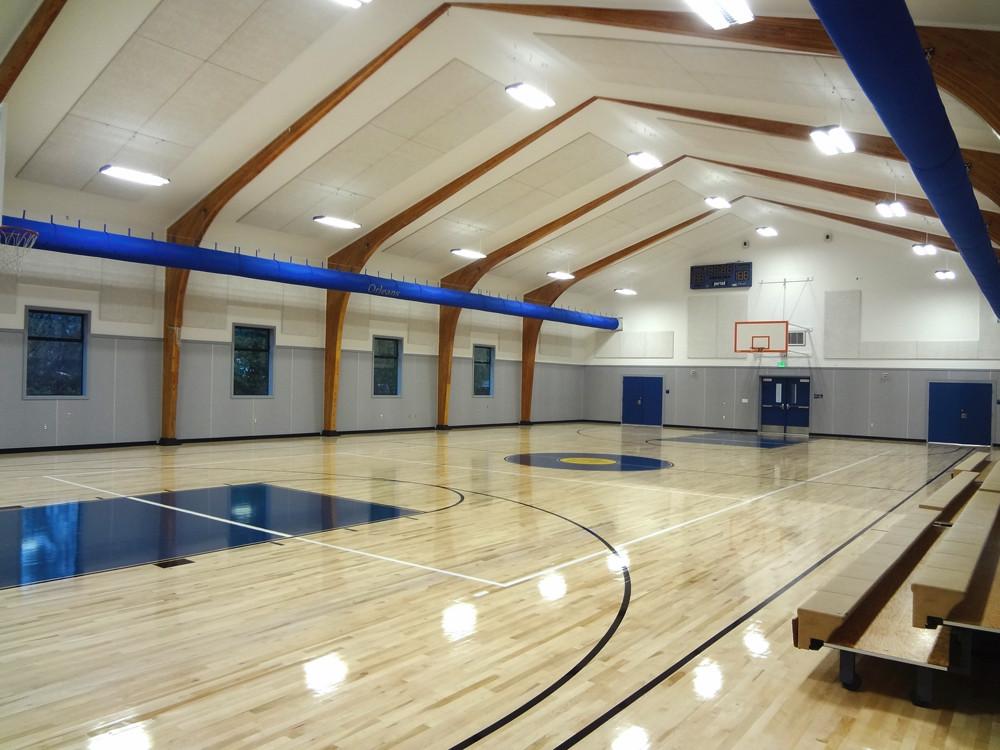 Orleans Elementary School Gymnasium