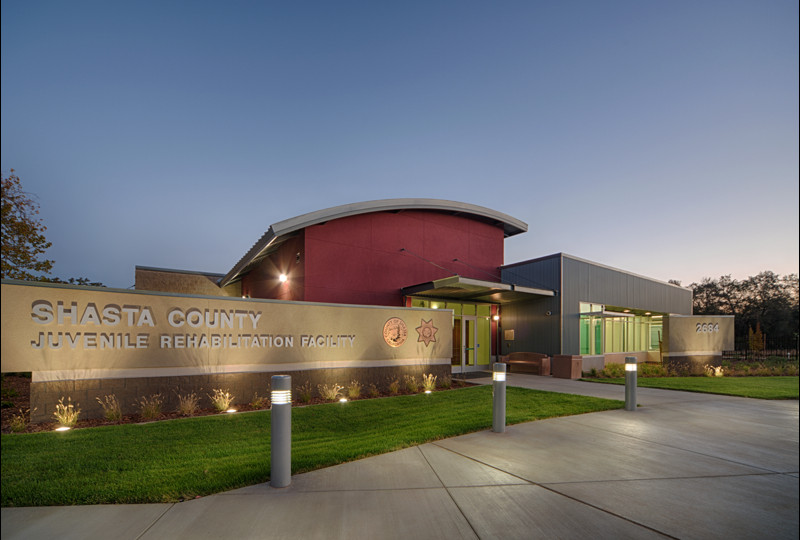 Shasta County Juvenile Rehabilitation Facility