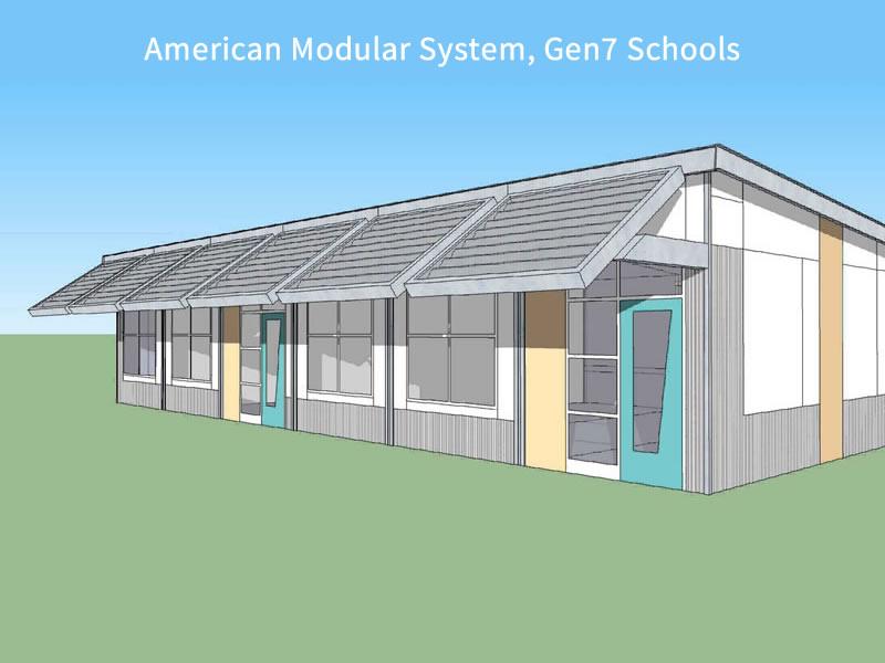 Shasta High School Gen 7 STEM Buildings and Site Improvements