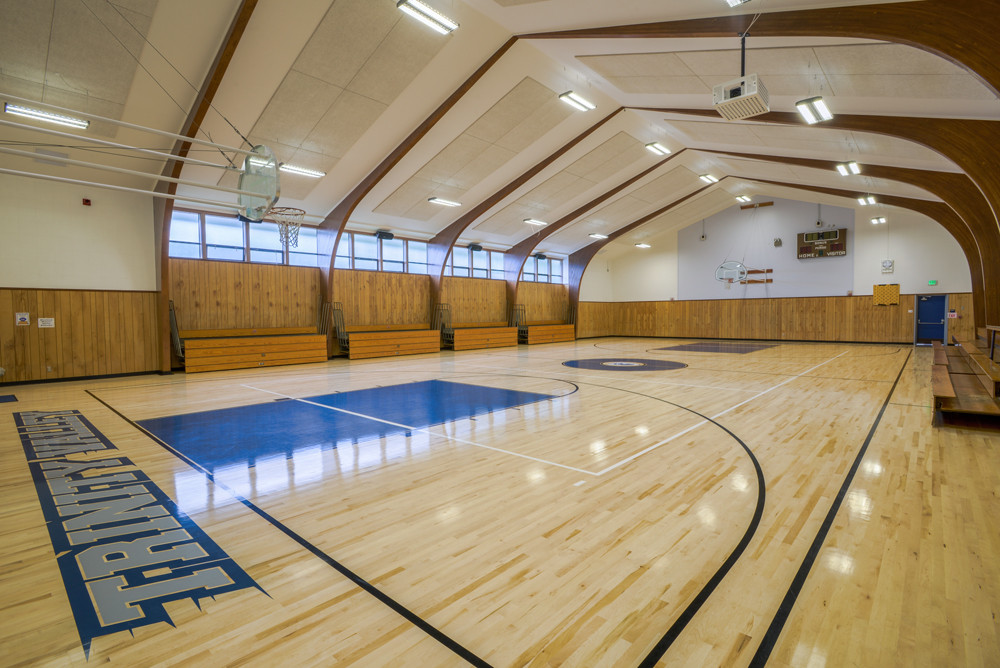 Trinity Valley Elementary School Classroom Alternations and New Gymnasium