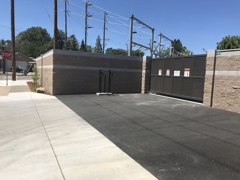 R.E.U. Waldon Street Substation