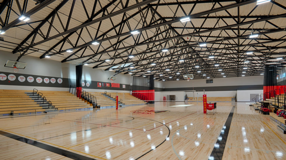 Yreka High School Gymnasium