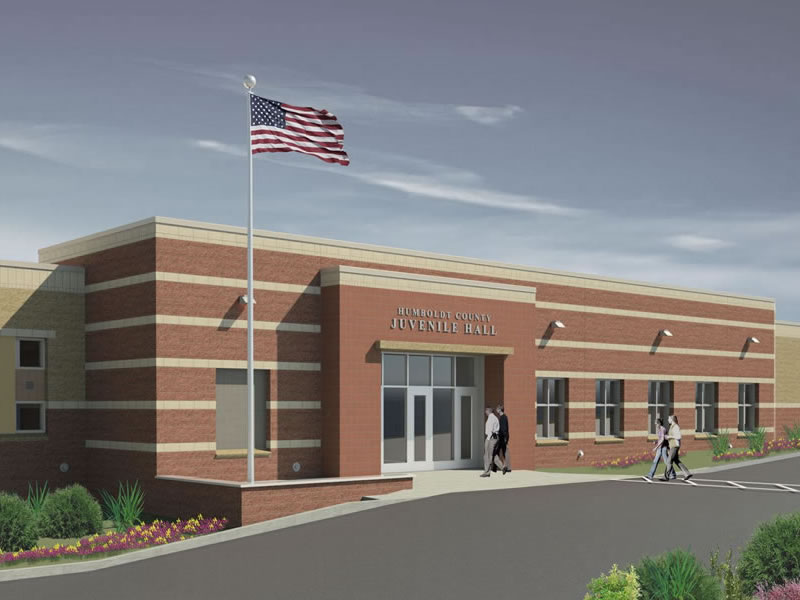 County of Humboldt Juvenile Hall Replacement Facility