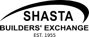 Shasta Builder's Exchange Logo