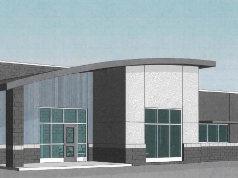 Trinity County Sheriff's Detention Facility