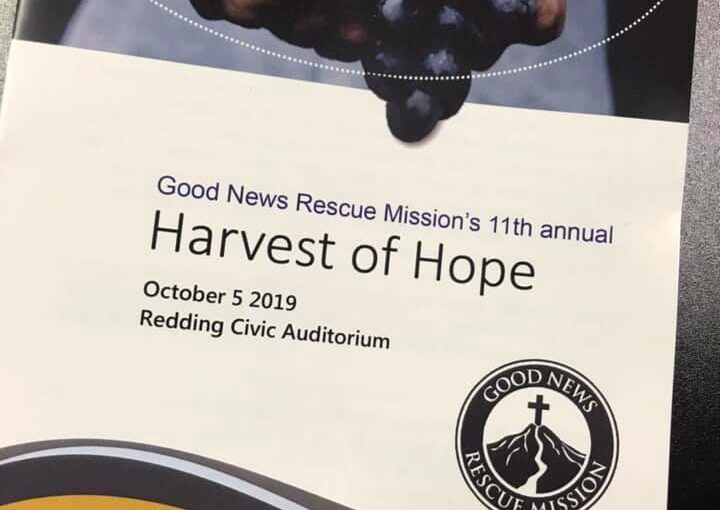 Good News Rescue Mission – Harvest of Hope 2019