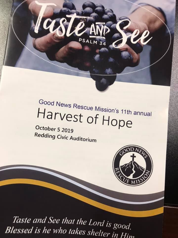Good News Rescue Mission – Harvest of Hope 2019