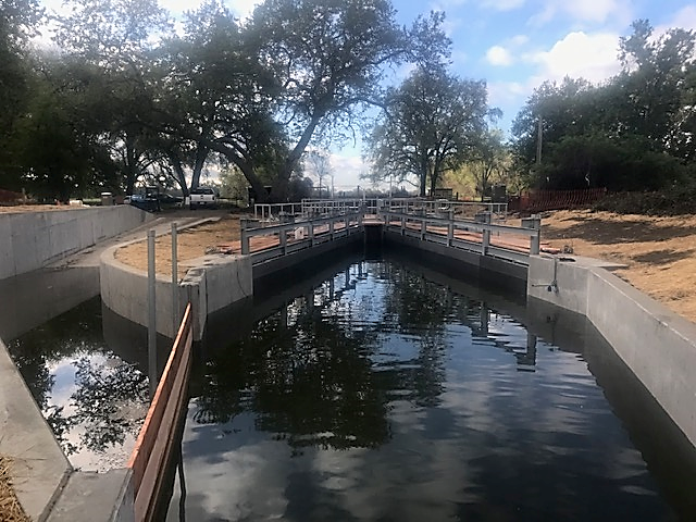 Antelope Creek Fish Passage Improvement Project